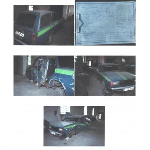Автомобіль марки ВАЗ, моделі 21043