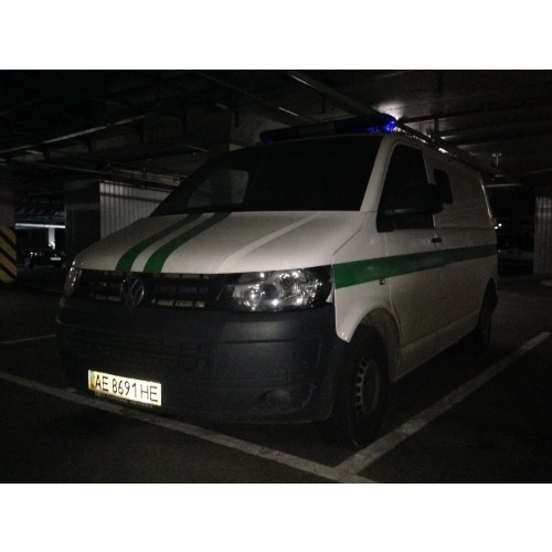 Лот № 1715/4 Автомобіль марки VOLKSWAGEN